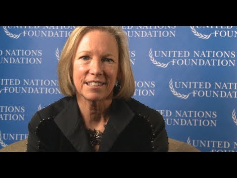 Kathy Calvin: Girls Must Be Counted - YouTube