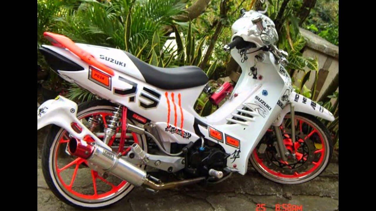 88 Foto Modifikasi Motor Shogun 125 TeaModifikasi