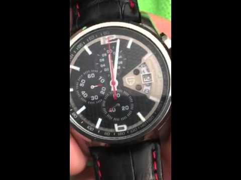 Pagani Design Watch Review - YouTube