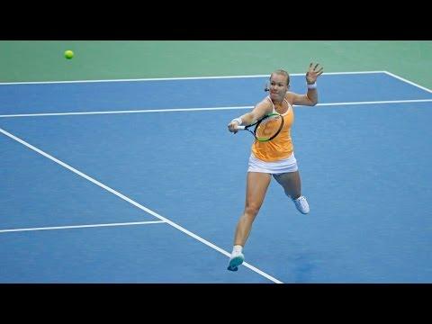 Fed Cup: Slowakije - Nederland (zaterdag)