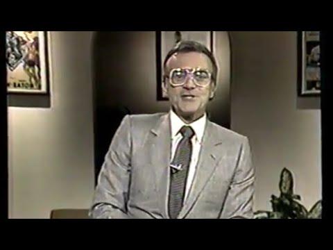 "6/1/1986 KPHO Hollywood Greats Movie ""Laura"" ""Bill Rocz"" Segments"