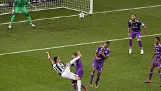 UEFA Champions League Final Real Madrid Juventus 2nd Half Full