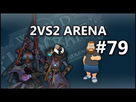 WoW PvP 6.2 - Krieger/Magier 2er Arena, Ep.79: Cheater, überall Cheater!