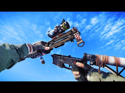 Homefront The Revolution All Weapon Animations |