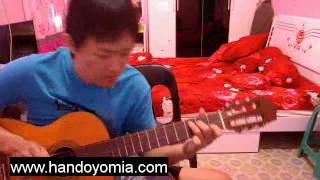 Perhaps Love (사랑인가요) Princess Hours OST - Fingerstyle Guitar Solo