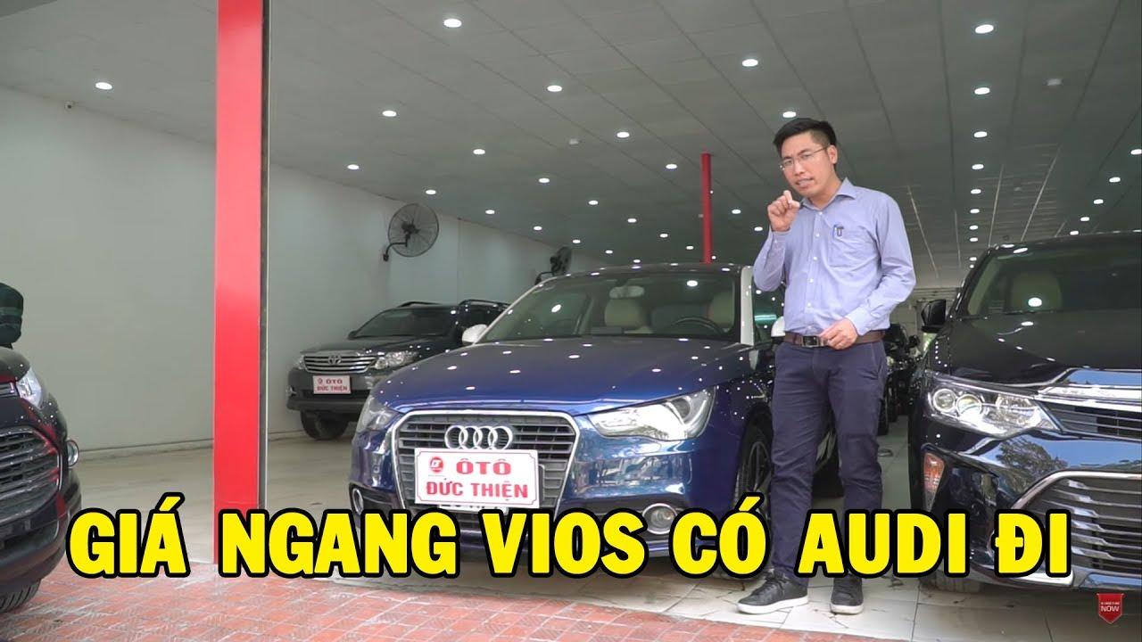 ✅ Audi A1 sang chảnh, giá chỉ ngang 1 chiếc Vios cho anh em diện Tết