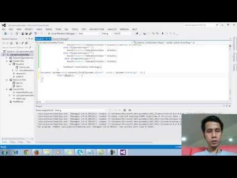 Belajar Membuat Aplikasi Dengan C++