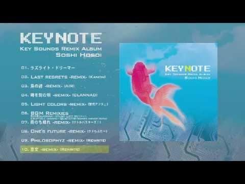 KEYNOTE -Key Sounds Remix Album- PV