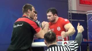 Denis Cyplenkov Vs Arsen Liliev Final Open Class