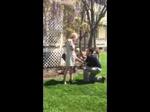 Itz Linz | Justin asks Dana to marry him