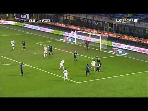 Stagione 2009/2010 - Inter vs. Udinese (2:1)