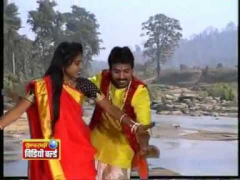 Nadiya Mein Aawe - Tirchhi Najariya - Betalram Sahu - Chhattisgarhi Stage Show
