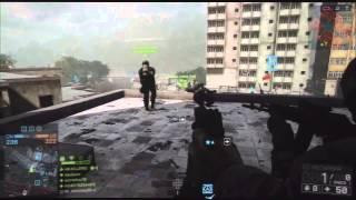 Battlefield 4 - Ps3 Gameplay Mapa Zona Inundada (Español) | saulpuro