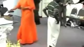Bailando sabroso con Bando