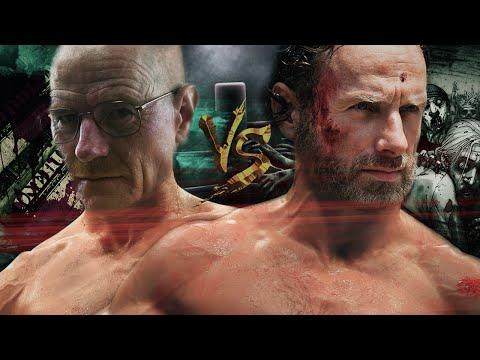 Rick Grimes VS. Walter White | Duelo de Titãs