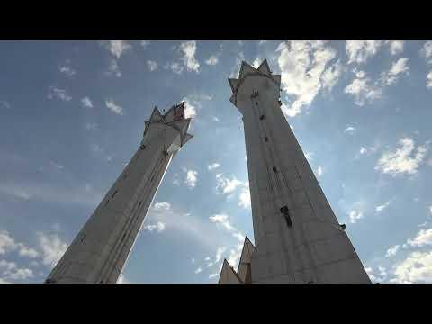 Уфа - Миасс. Едем в Казахстан 2019