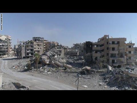 فيديو حصري يظهر الرقة من الجو بعد دخول قوات التحالف إليها  - نشر قبل 3 ساعة