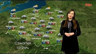 Prognoza pogody 24.01.2019