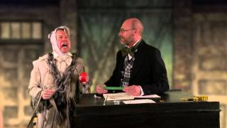 "Sin To Win W/ ""the Second City's A Christmas Carol: Twist Your Dickens"" At The Kirk Douglas Theatre"