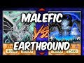 Yugioh MALEFIC vs EARTHBOUND IMMORTALS (Yu-gi-oh Competitive Deck Dueling)