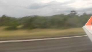 Aproximacion amazonas con microrafagas  tierra magica Venezuela landing amazonas rain .AVI