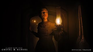GRETEL & HANSEL Official Teaser Trailer (2020)