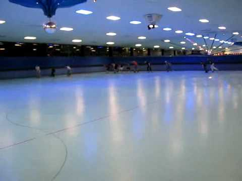 Speed Skating (QUAD/Roller) in Australia at the Carribbean Rollerama Melbourne Australia