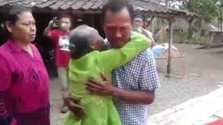 [Versi Full ] Detik detik pertemuan ibu dan anak setelah 35 tahun lamanya | Sungguh menyayat hati