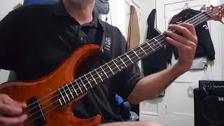 Thin Lizzy Johnny The Fox Meets Jimmy The Weed Bass Cover