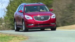 2014 Buick Enclave Overview -- U.S. News Best Cars