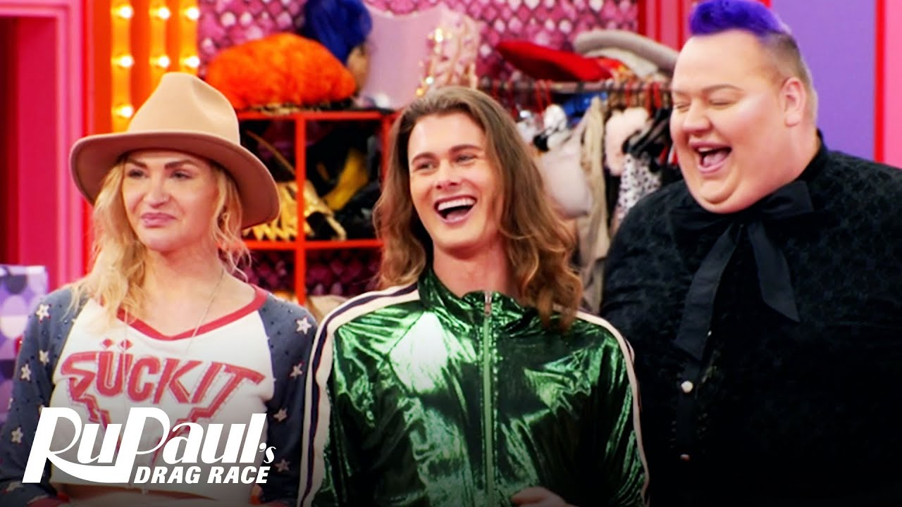 Download Watch Act 1 of AS6 E3 👑 RuPaul's Drag Race