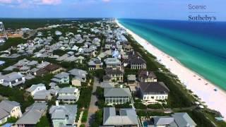 Flyover Rosemary Beach