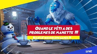 DJAY-BLACK - FORTNITE - PROBLEMA DE MANETTE?! ¡¿Error?!