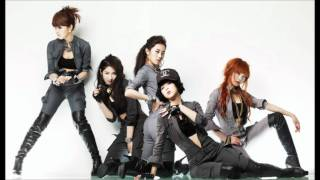 Highlight - 4minute (HQ Audio and Download)