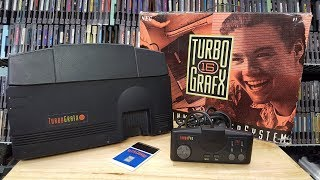 TurboGrafx-16 Console Unboxing