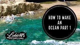 Baixar How To Make A Model Ocean Part 1: Resin Pour And Tints