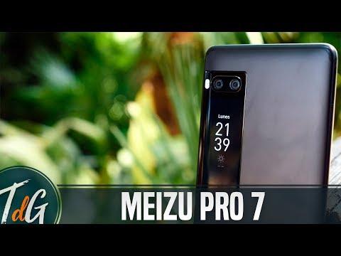 Meizu Pro 7, review en español