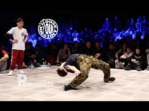 Gustas Vs Malik | FINAL KIDS | LCB Battle 2018