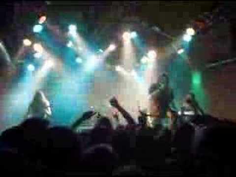 Eisregen ( Live ) - Westwärts - 22.12.07