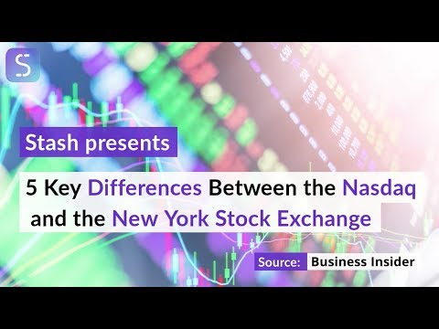 5 Key Differences Between the Nasdaq and the New York Stock Exchange (NYSE)