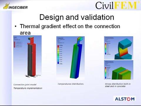 Multimegawatt Windturbine hybrid tower by Alstom - YouTube