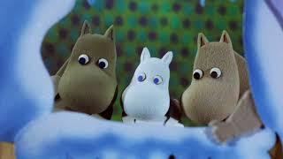 Муми тролли. Зимняя сказка. (Moomins and the Winter Wonderland) 2018 Официальный трейлер на русском