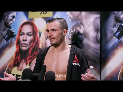 Myles Jury Explains How Jeremy Stephens' Wedding Brought Him Back to Alliance MMA