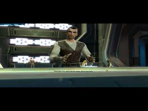 SWTOR: Sith Warrior is a jerk