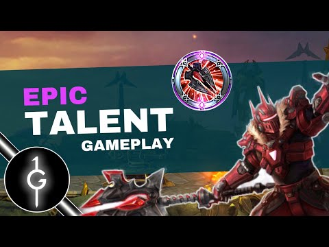 Vainglory Yates' Epic Talent Gameplay - Whos Mans Is This?!