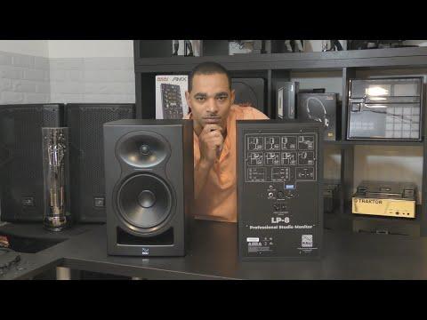 Kali Audio LP-8 Monitor Speaker: Review