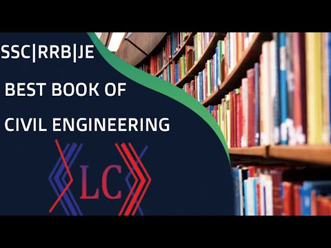 Best Books for Civil Engineering for ssc je pre and mains   ssc je civil engineering  