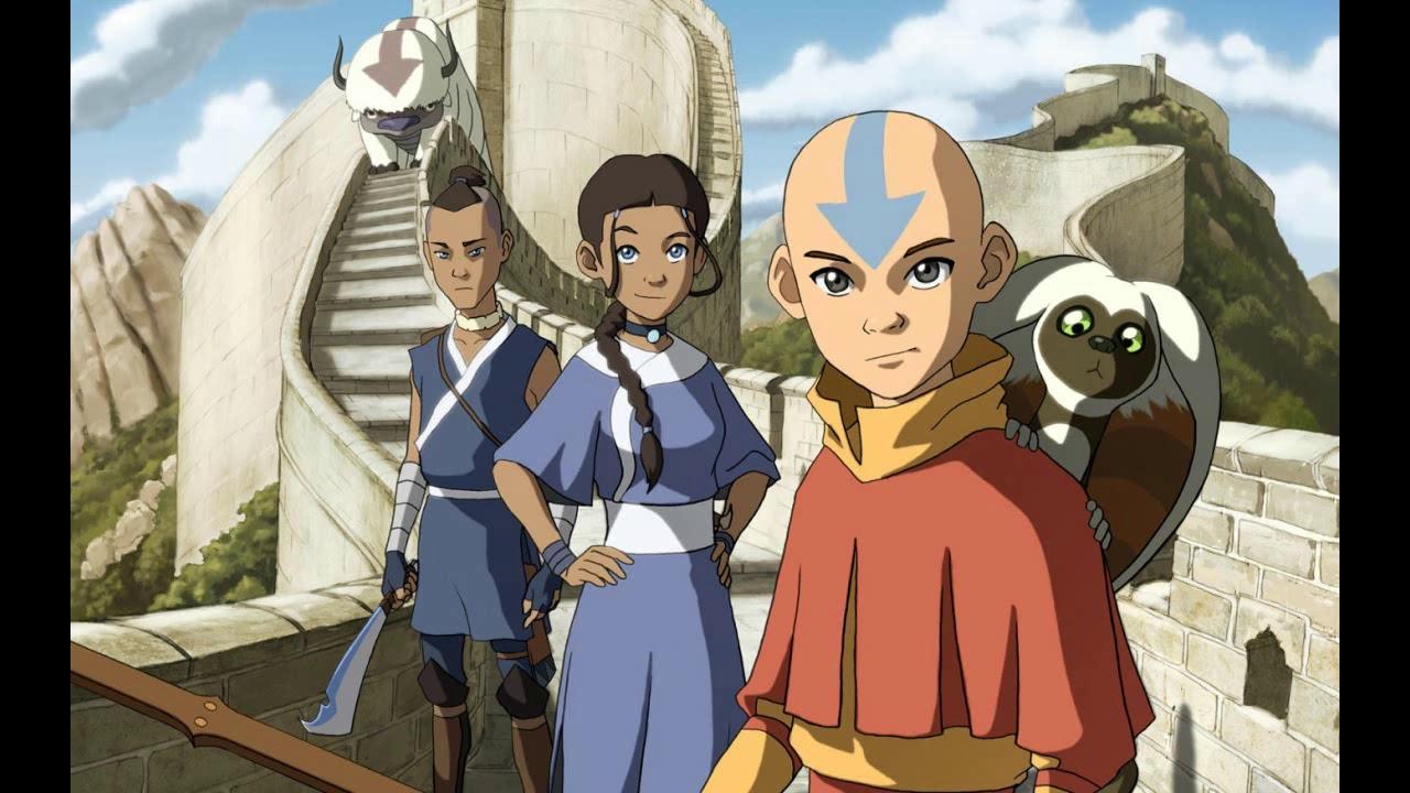 avatar der herr der elemente episoden