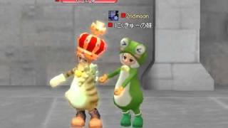 にくきゅーのダンス1