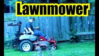 ✪ LAWN MOWER Engine Sounds for 8 hours ✪ Mowing the grass for RELAXATION